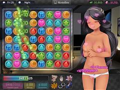 GAME - HuniePop Beli bedroom stage^2:19